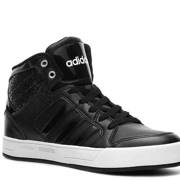 Neo Sneakers Hightop Adidas Black Adidas Black fbgY7v6y